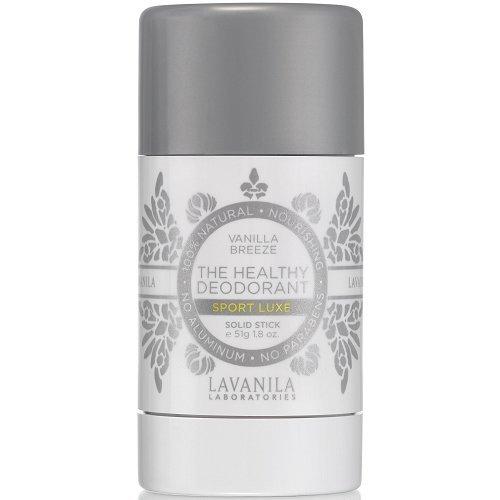 LaVanila - Sport Luxe Healthy Deodorant - 2.2 Oz / Vanilla Breeze by Lavanila