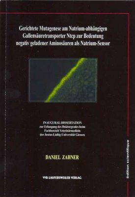 Gerichtete Mutagenese am Natrium-abhängigen Gallensäuretransporter Ntcp zur Bedeutung negativ geladener Aminosäuren als Natrium-Sensor (Edition Scientifique)