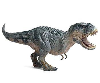 Gemini&Genius Jrassic Park Toys Tarbosaurus 15 inches Vastatosaurus Rex Stand Up with Movable Jaw Dinosaur Action Figure King Kong Tyrannosurus Rex Jurassic World Dino Figurine for Kids Gift