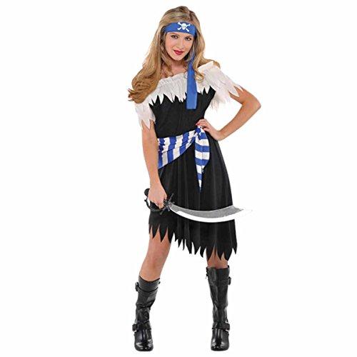 Costume Ado - Pirate Mignon - taille 14-16 ans