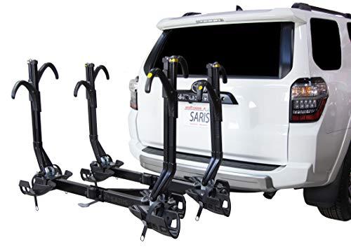 Saris Superclamp EX 4-Bike Hitch Car Rack
