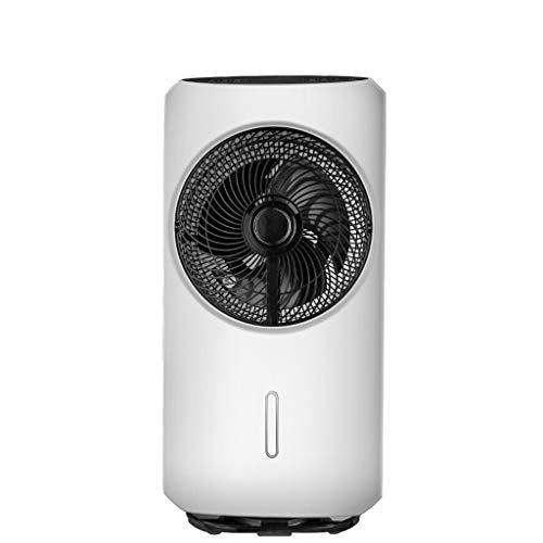 SmartFan Ventilatore con nebulizzatore d'Acqua nebulizzata con umidificatore a nebulizzazione, 4 velocità + 8 modalità di irrorazione per Home Office e Dispositivo di Raffreddamento