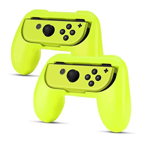 joycons switch neon fabricante Alomia