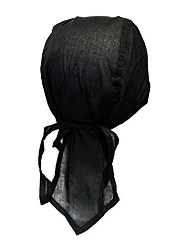 armardi b Bandana casquette Noir