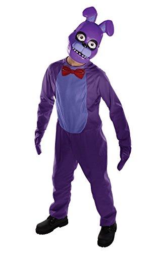 Rubie's Offizielles Kostüm aus Five Nights at Freddy's – Kinder, Größe M