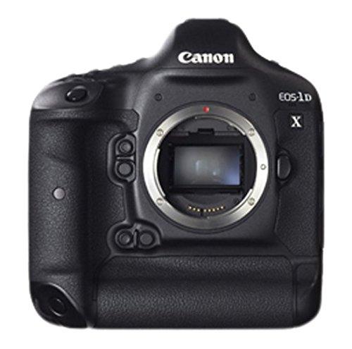 Canon EOS-1D X - Cámara Digital con Objetivos Intercambiables (19,3Mpx, Pantalla de...