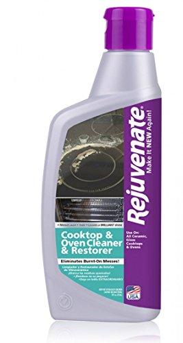 Rejuvenate Glass and Ceramic Cooktop