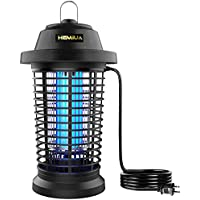 Hemiua Outdoor and Indoor Electric Mosquito Zapper