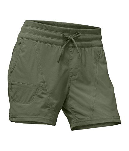 The North Face Women's Aphrodite 2.0 Shorts Four Leaf Clover Medium 6