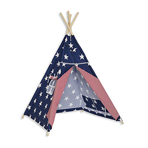 Fun with mum TEE-Ten-MAR-CLI Teepee Tent Marine Climate