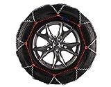 pewag - Catene da Neve per SUV con Anello Flessibile SNOX SUV GR 600 Mis 275/45...