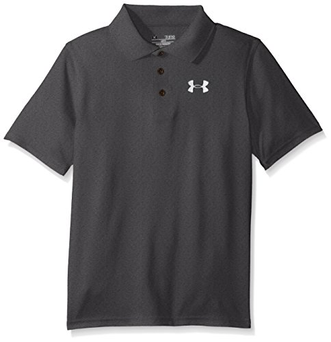 Under Armour T-shirt Golf Polo pour garçon - gris -