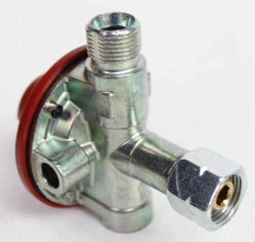 Druckminderer für Propan-Kleinstflasche Dachdecker Lötkolben Gas Druckregler