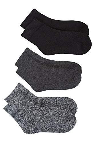 Mountain Warehouse Outdoor Kids Socks – 3 Pack
