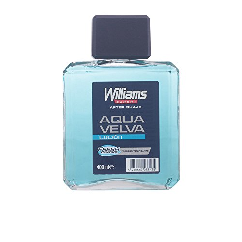 Williams Aqua Velva After Shave Loción - 400 ml