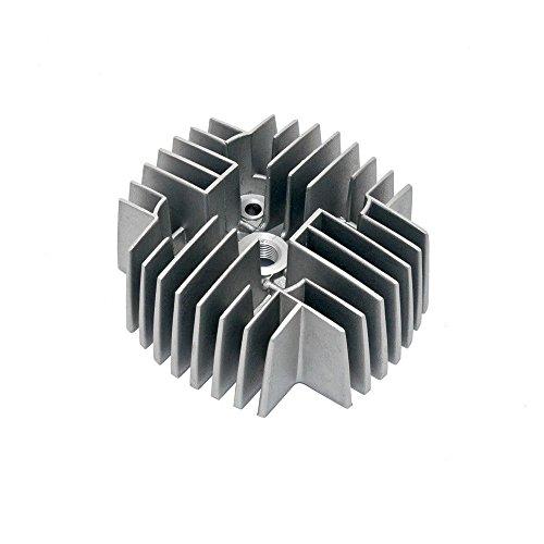 Zylinderkopf 50ccm (38mm) Typ 1 für Puch Maxi