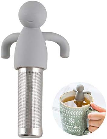 Tea Infuser for Loose Tea Cute Tea Strainer Ultra Fine Mesh Stainless Steel Leaf Tea Ball Strainer product image