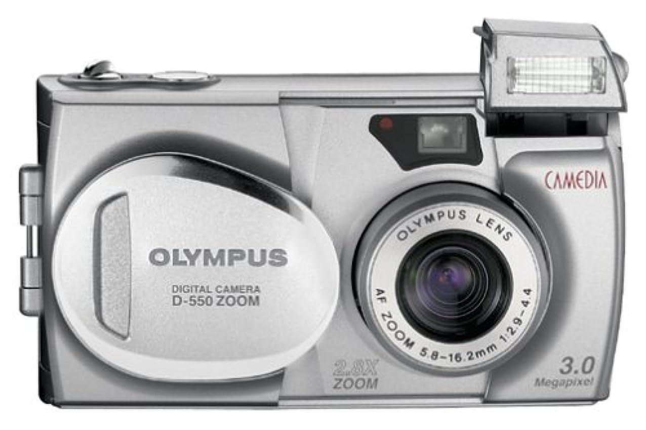 Olympus Camedia D-550 3MP Digital Camera w/2.8x Optical Zoom hvgcobzrtnlmy481