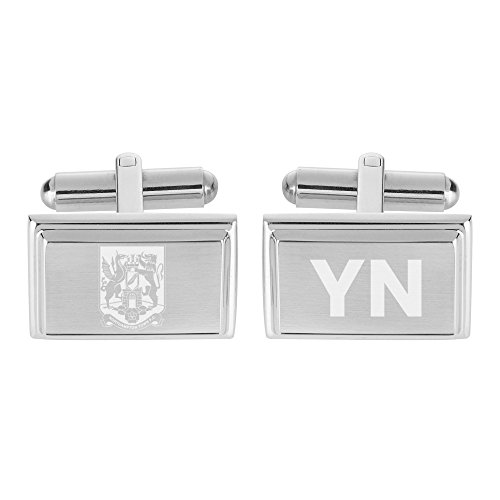 Personalised Official Northampton Town FC Crest Cufflinks