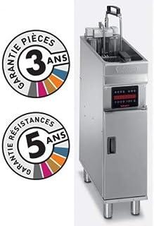 Friteuse électrique sur coffre – 9-10 litres – Valentine – EVOC250T