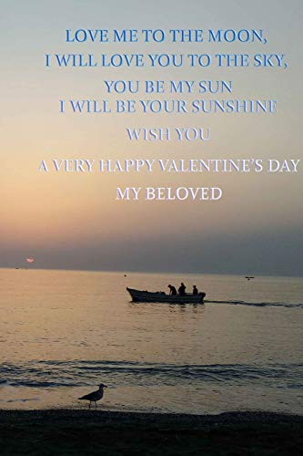 Love me to the moon, I will love you to the sky, you be my Sun, I will be your sunshine. Wish you a very Happy Valentines day my beloved