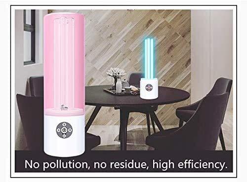Huishoudelijke UV kiemdodende lamp 220V UV-lampen 55W huishouden desinfectie Lamp Bacteriedodend Light Kiemdodende Lights Hoge Ozon UV Double Sterilisatie Sterilisatie en mijt eliminatie