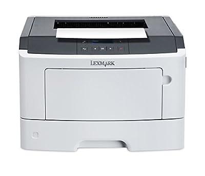 Lexmark 35S0060 MS310 MS312DN Laser Printer, Monochrome, 1200x1200 Dpi Plain Paper Print, Desktop