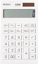 $30 » Calculator Desktop Calculator 12 Digit Large Display, Solar & Battery Dual Power Basic Calculator Standard Function for Ho...