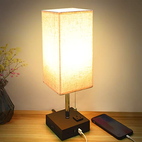 USB Table Lamp, Sailstar Bedside...