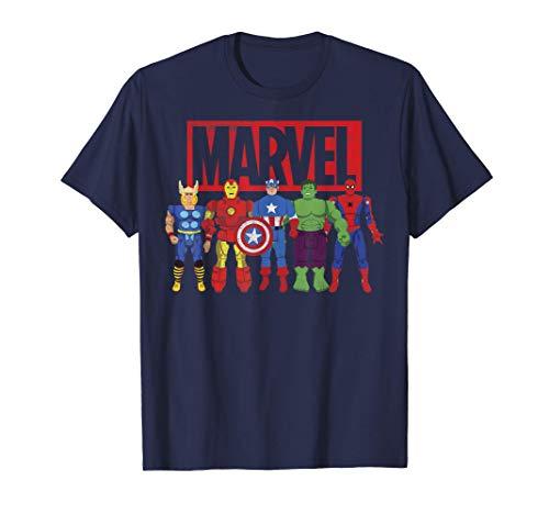 Marvel Avengers Classic Action Figures Maglietta