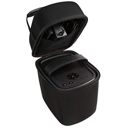 Aproca Hart Schutz Hülle Reise Tragen Etui Tasche für Anker Nebula Mars II/Pro Beamer (Black)