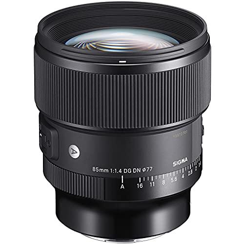 Oferta de Sigma - 85mm F1.4 DG DN - Objetivo Sony
