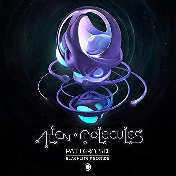 Alien Molecules - Pattern 6