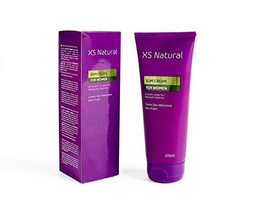 XS Natural for Woman - Crema Reductora, quemagrasas y lipo-reductora para mujer (xsfirw)