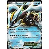 Toy / Game Collectible Pokemon - Kyurem EX (BW37) - Promos - Holofoil W/ Booster Packs That Provide More Cards