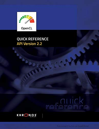 OpenCL 2.2 Reference Guide