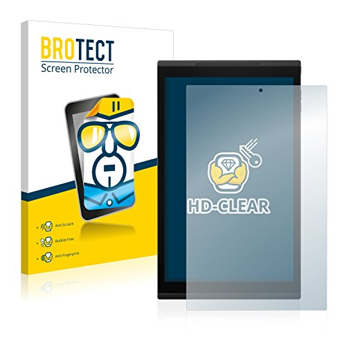 BROTECT Schutzfolie kompatibel mit Medion Lifetab X10301 (MD 60348) (2 Stück) klare Bildschirmschutz-Folie