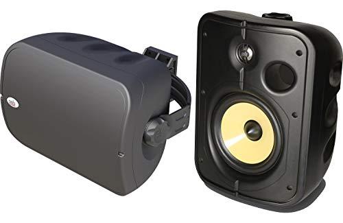 PSB CS1000 Universal-Lautsprecher für den Außenbereich, Schwarz