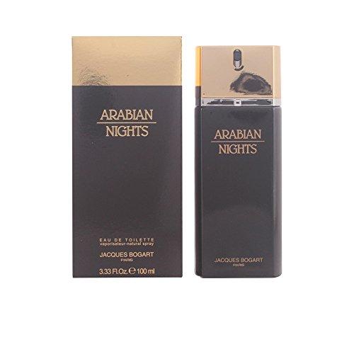 Jacques Bogart Arabian Nights Eau de Toilette Zerstäuber 100 ml