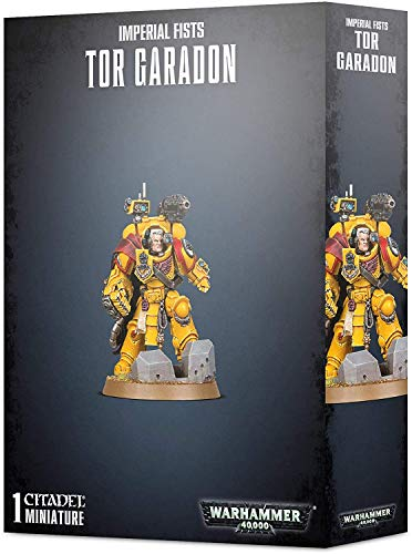Games Workshop Warhammer 40k - Imperial Fists Tor Garadon