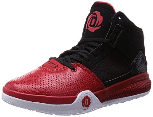 adidas D Rose 773 IV CORE Black/Scarlet/CORE Black