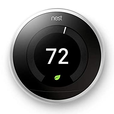 Ns Nest Thermostat White