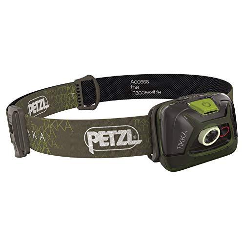 PETZL(ペツル) TIKKA ティカ E93 AAB グリーン