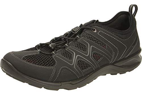 Ecco Herren TERRACRUISELTM Sneaker, Schwarz (Black/Black 51052), 44 EU