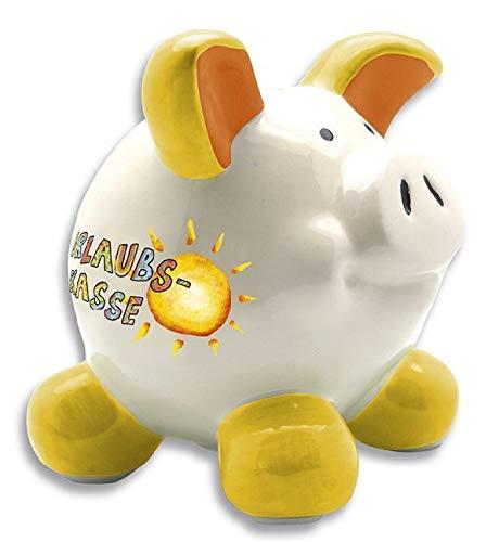 Swiggie Sparschwein Glücksschweinchen Urlaubskasse Spardose 8,5 cm 13 cm 15,5 cm: Größe: 13 cm