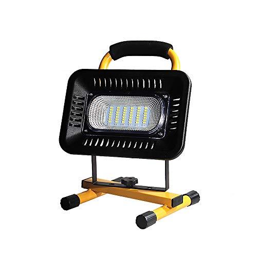 PULLEY Luz de trabajo LED 3 modo de brillo IP65 impermeable trabajo trabajo sitio luces para taller garaje remodelación casa embarcadero