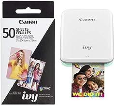 Canon IVY Mobile, Portable Mini Photo Printer, Mint Green...
