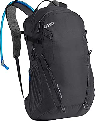 Cloud Walker 18 Hiking Hydration Pack - 85 oz., Charcoal/Graphite
