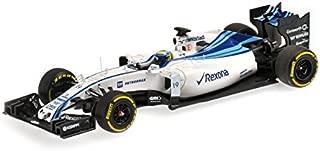 Minichamps 417150119 1:43 Scale Williams Martini Racing Mercedes FW37 F.Massa Abu Dhabi GP 2015