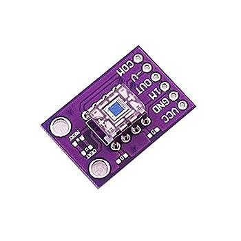 F-Mingnian-rsg Original OPT101 Analog Light Sensor Module Photosensitive Optical Light Intensity Detection Module Monolithic Photodiode